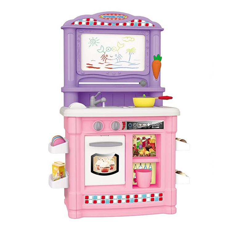 """Игровой набор-кухня BE IN FUN """"Кухня художника"""" (сборный ..."""